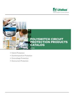 PolySwitch Circuit Protection 2017