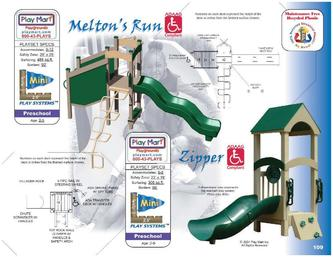 Playground Equipment part 4 2011