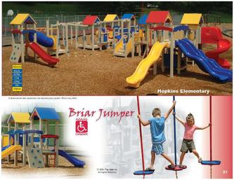 Playground Equipment part 2 2011