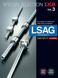 Linear Ball Spline G LSAG