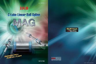 C-Lube Linear Ball Spline MAG