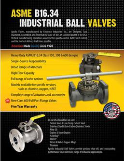 Industrial Valves Nov 2014
