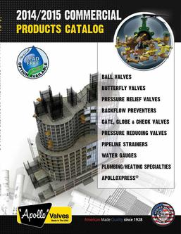 Commercial Catalog 2014/2015