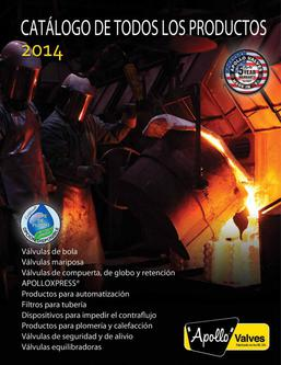 All Products Catalog May 2014 (Spanish)