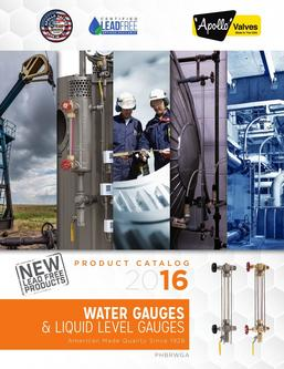 Water Gauge/Liquid Level Gauge Dec 2015