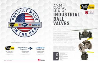 Industrial Valve Jul 2016