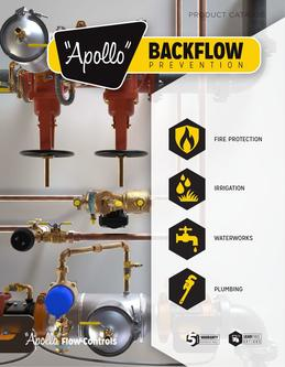 Backflow Prevention Catalog (BFCA9000) Feb 2017