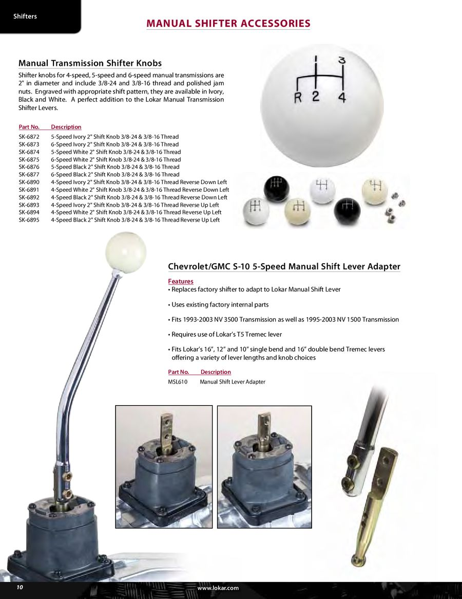 Page 13 of Performance Products 2011