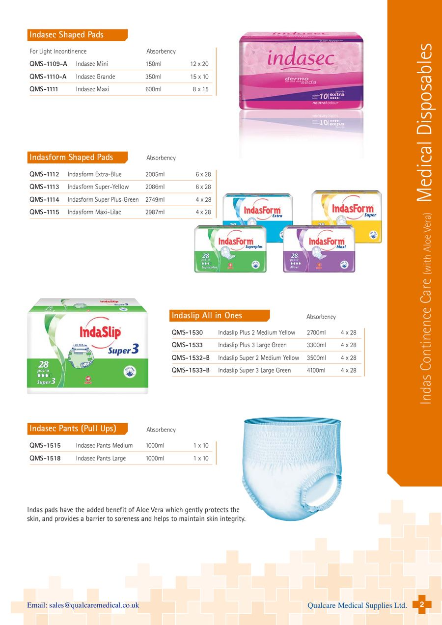 Medical Supplies by Qualcare Medical Supplies on