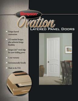 Ovation Doors