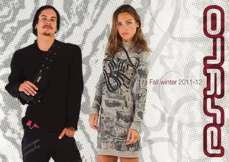 Catalogue: Psylo Fashion Collection Fall/Winter 2011/2012