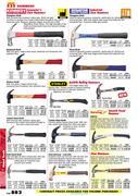 carpentry hand tools list