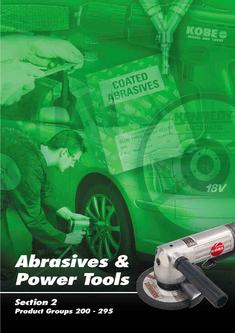 Catalogue: Cromwell Group Abrasives & Power Tools 2011