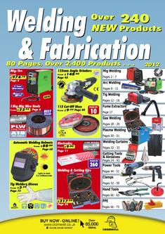 Welding and Fabrication 2012