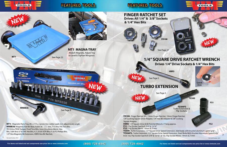 Rocker Arm Oil Deflector Clips on Holder 16pc VIM Tools V16 VIM LP