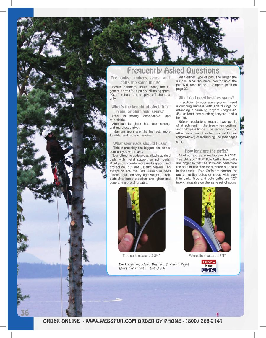 "FLi113 Tree Climbers Flipline,Climb Right 5//8/"" x 18/' High Visibility Steel-Core"