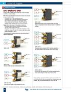 cole hersee 956 9100 switch wiring diagram 3 way switch wiring diagram junction box with load in middle line at one switch toggle switch wiring diagram in d-100 marine catalog by ...