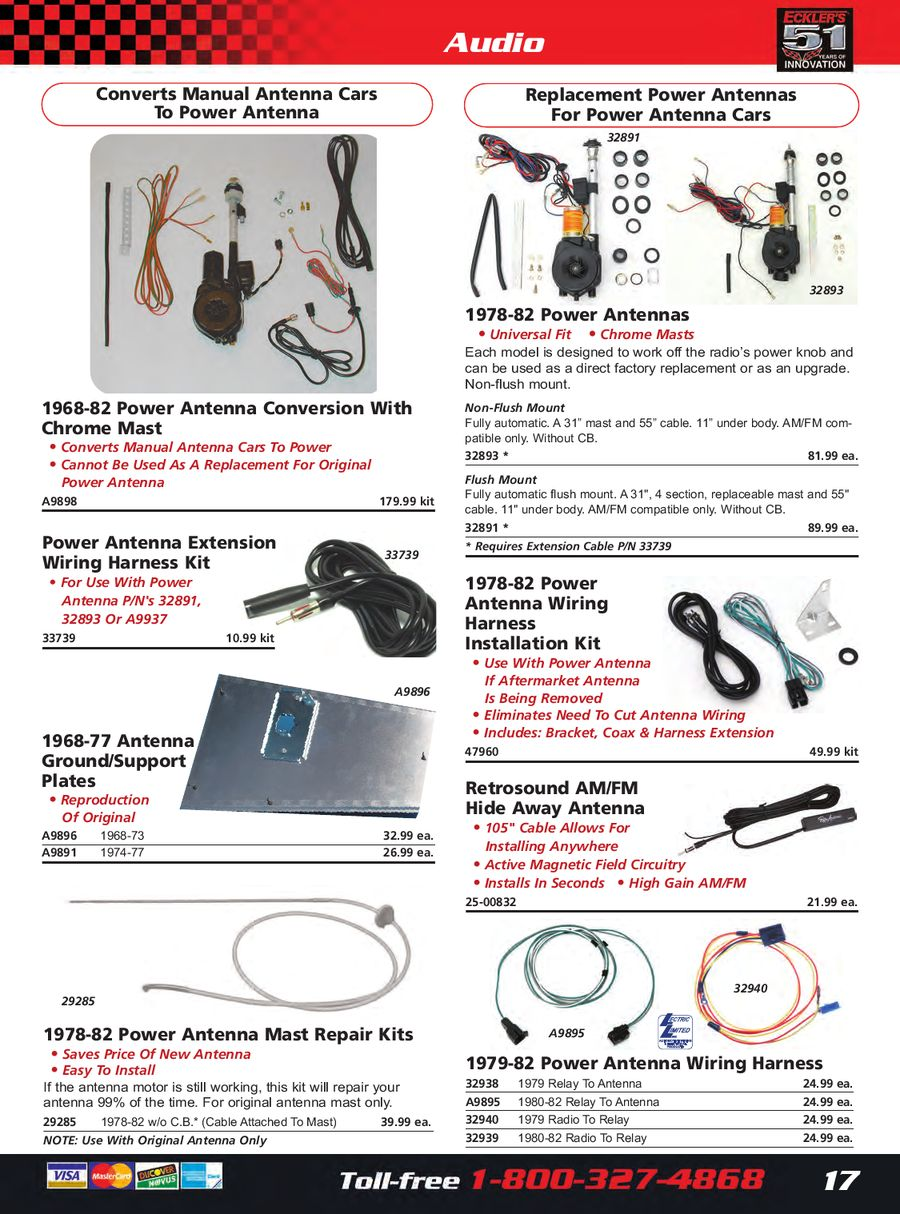 Page 19 Of Corvette C3 Parts 2013 Wiring Harness P 268