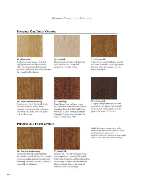 Page 212 Of Mission Oak Amp Cherry