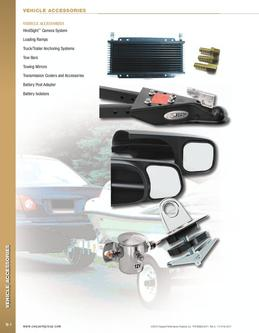 Vehicle Accessories 2011