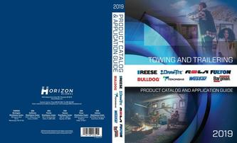 Horizon Global Complete 2019 Catalog