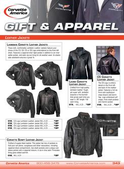 2011 Corvette Gift and Apparel