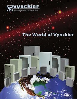 Catalogue: Vynckier Enclosure Systems Vynckier Enclosure Systems Full Catalog