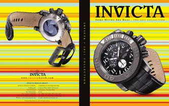 Invicta Watches 2011