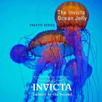 Invicta Ocean Jelly