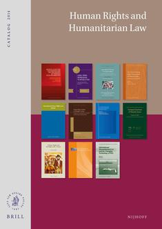 Human Rights and Humanitarian Law Catalog 2014