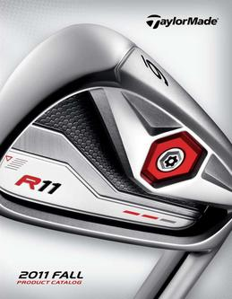 TaylorMade Clubs - Fall 2011