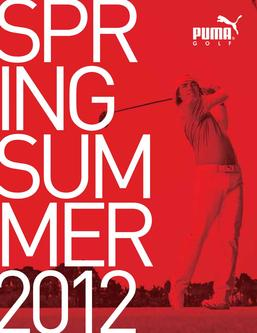 Puma Golf Apparel Spring-Summer 2012