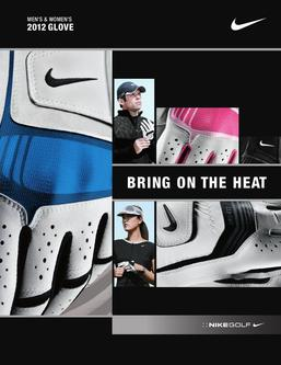 Nike Golf Gloves 2012