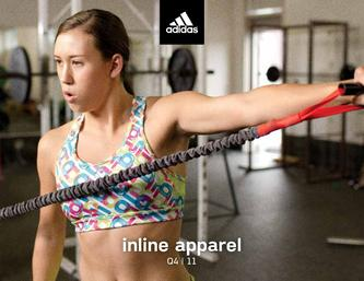 Adidas Retail-Inline Q4 2011 Apparel