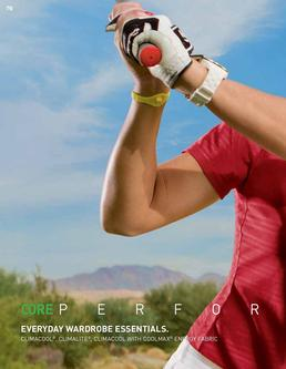 Adidas Golf Apparel FallWinter 2011 Part 4 of 4