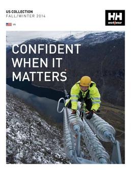 Helly Hansen Workwear Catalog 2014