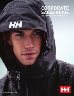 Helly Hansen USA Corporate Sales 2014