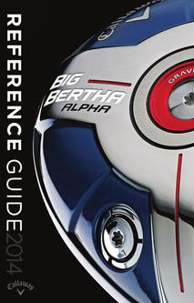 Callaway Golf Accessories 2014