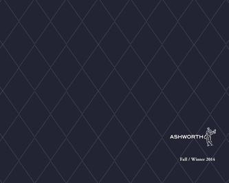Ashworth Fall Winter 2014