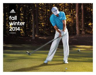 Adidas Golf Fall Winter 2014