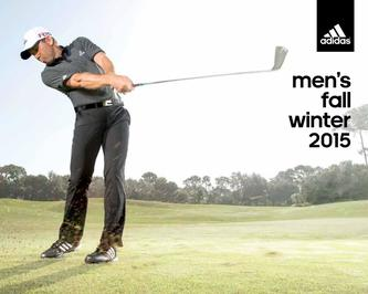 adidas Golf Mens Apparel FW 2015