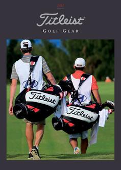 Titleist Catalog 2015