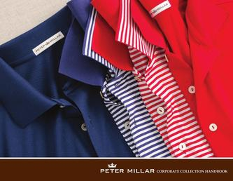 Peter Millar Corporate Catalog 2015