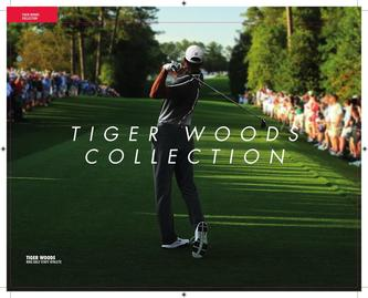 Nike Golf Tiger Woods Apparel SS15