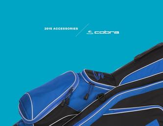 Cobra Golf Accessories 2015