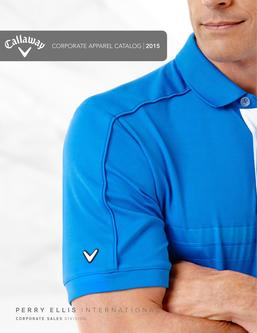 Callaway Corporate Apparel 2015
