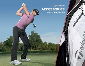 TaylorMade Accessories Fall Winter 2015