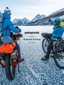 Patagonia Corporate Sales Fall Winter 2016