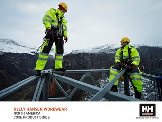 Helly Hansen Workwear Core Catalog 2017