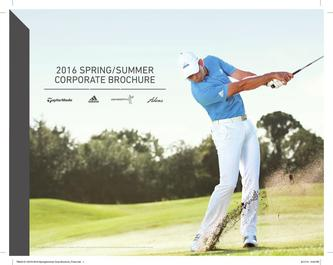 Golf Catalogs